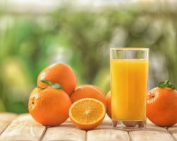 Orange Juice Could Erode Teeth