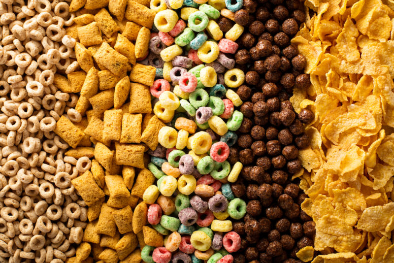 Some Cereal Has More Sugar Than Dessert