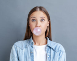 Is Chewing Gum Bad for Your Teeth?