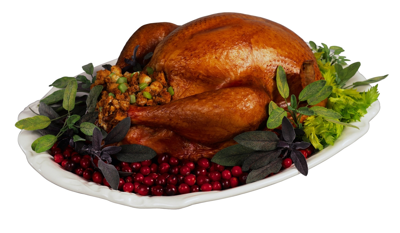 Thanksgiving food that's good for dental health