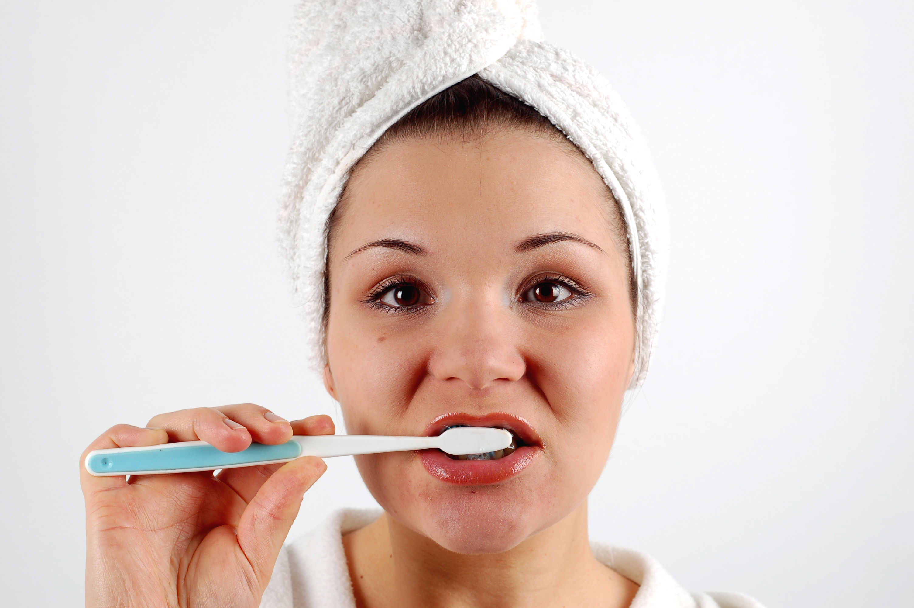 brushing helps prevent gingivitis