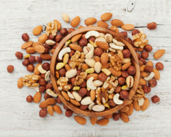 Nuts May Help Control Diabetes