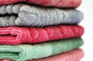 Bath towels carry more germs than you think