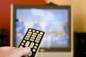 TV remote control has more bacteria than we realize