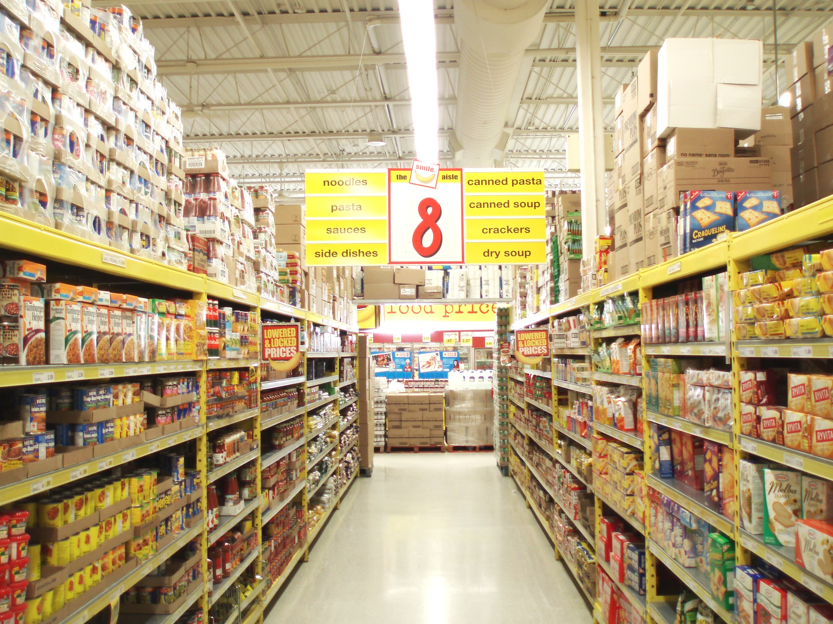 grocery food supermarket aisle packaging healthy past shopping 1dental those same foodsniffr influenced influence
