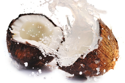 coconut oil helps prevent cavities