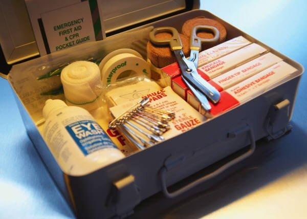 emergency dental first aid kit