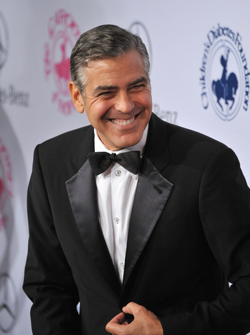 © Featureflash | Dreamstime.com - George Clooney Photo