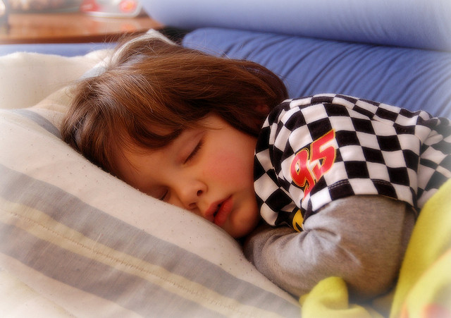 Lack Of Sleep Increases Child Obesity Risk