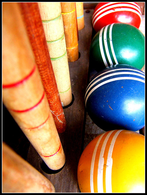 Croquet: Healthy Hobbies For Seniors
