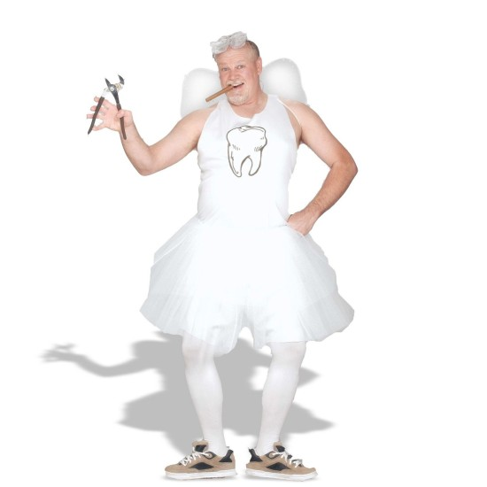 Original Tooth Fairy For Halloween 2014