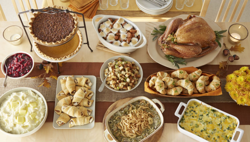 thanksgiving meal recipes