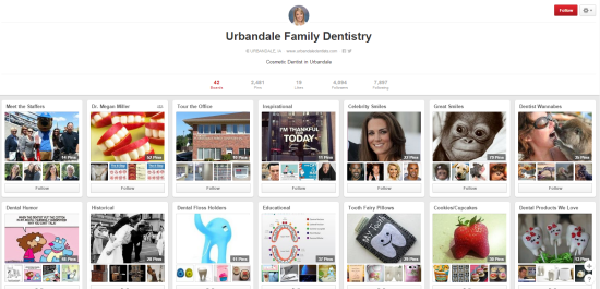 Top 10 Dentists On Social Media: Urbandale Family Dentistry