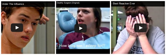 Wisdom Teeth Funny Video Collage