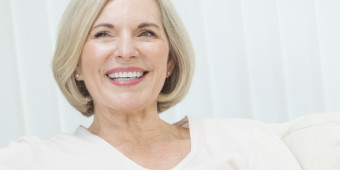 Senior Woman and Dental Health