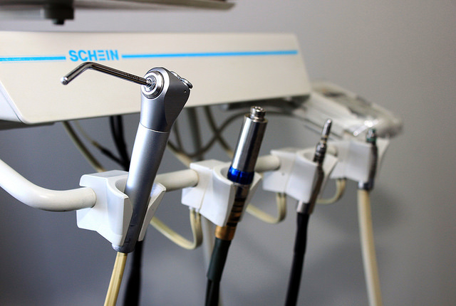 Laser Fillings for Cavities