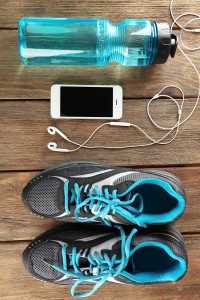 Exercise and music