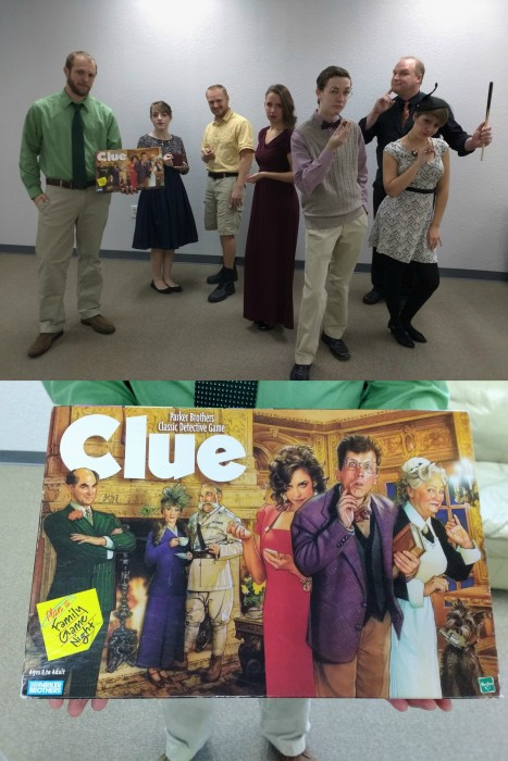 Clue Collage  new