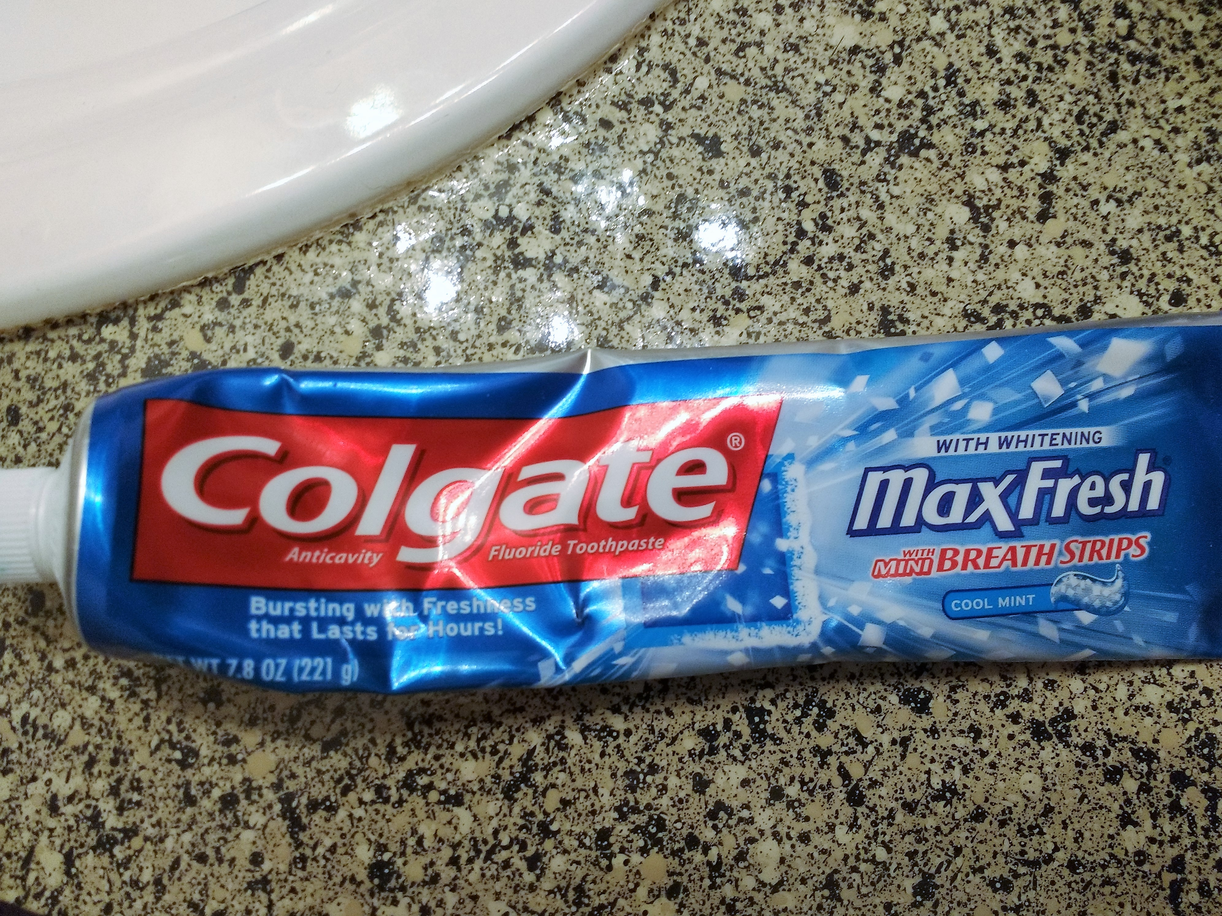 colgate max fresh case study In today's post, i would like to focus on colgate's max fresh with mini breath strips brand toothpaste this smells like a marketing gimmick to me i'd like to see some studies that actually prove that this toothpaste freshens breath better than its non-breathstrip encrusted cousins.