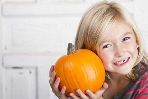 Pumpkin and Dental Health