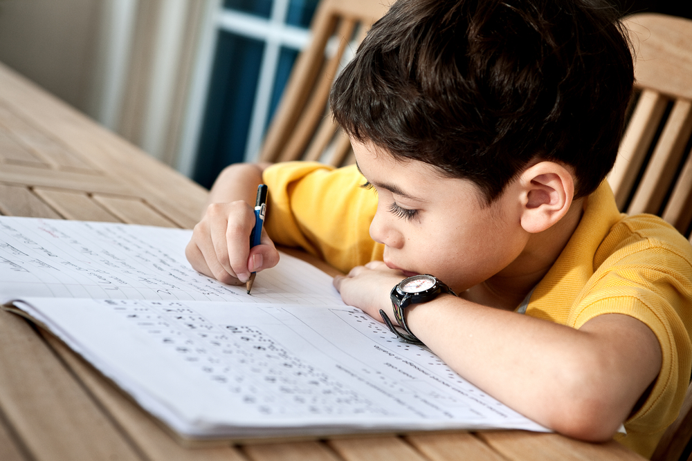 is homework bad for kids