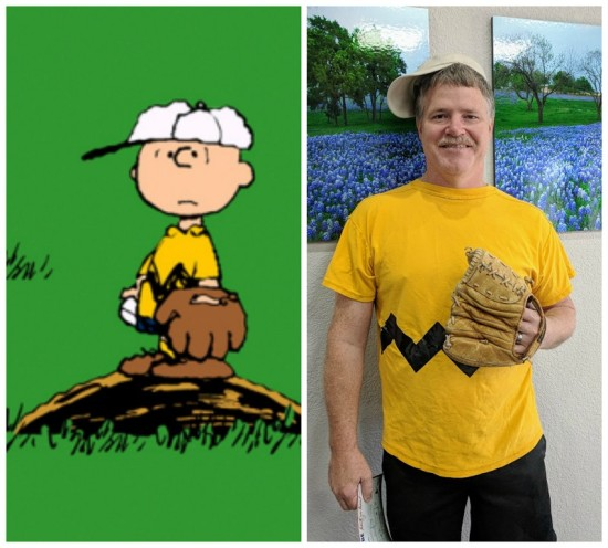 Charlie Brown Halloween Costume Idea
