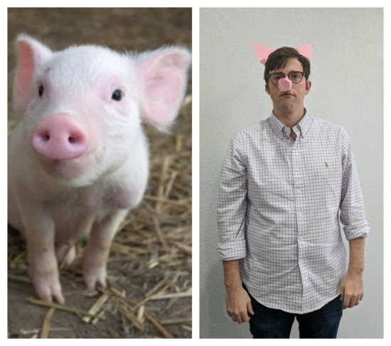 Wilbur Halloween Costume Idea