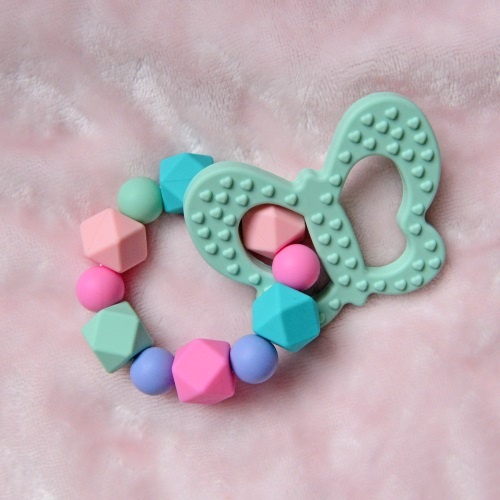 Teether to Help Soothe Baby Teething