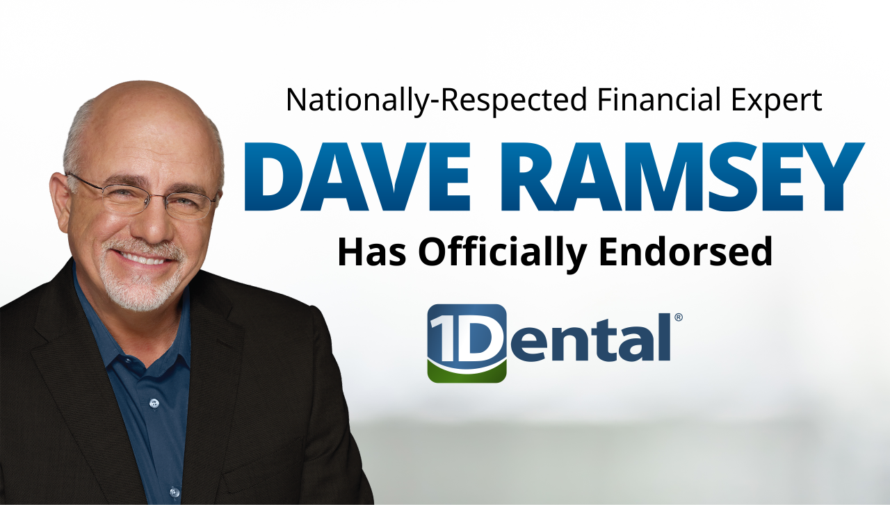 Dave Ramsey Endorses 1Dental.com