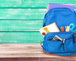 Creating a Healthy Back to School Routine