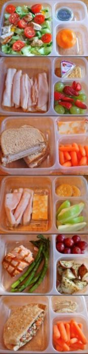 Healthy Lunch Boxes for Your Kids