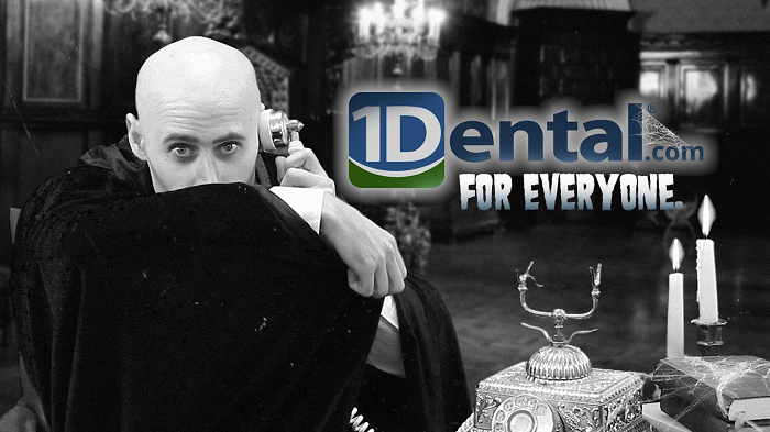 Dental Care for Vampires (funny Halloween video)