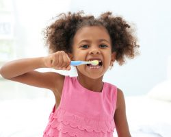 When to replace childs toothbrush